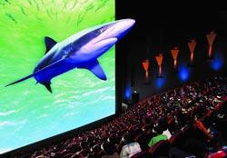 Cinema in 3D