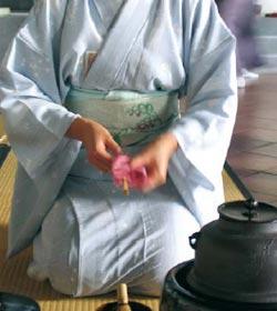 Cerimonia giapponese del tè