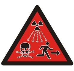 Pericolo radiazioni