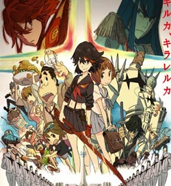 Kill la kill Personaggi