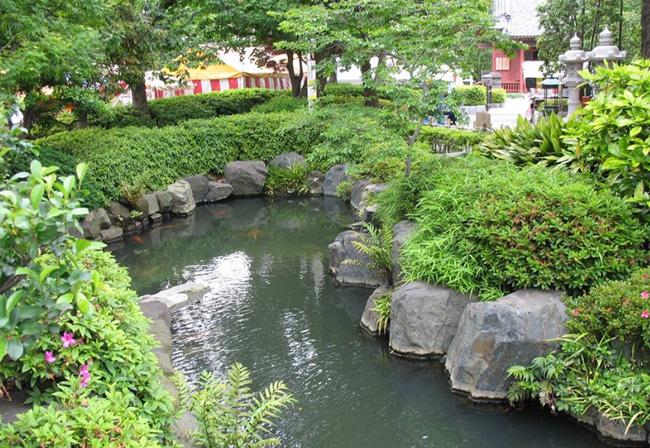Giardino giapponese un giardino giapponese nel cuore di - Piccolo giardino giapponese ...